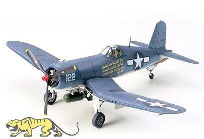 Vought F4U-1A Corsair - 1:48 - Tamiya 61070