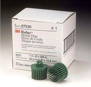 Scotch-Brite-Roloc-Bristle-Disc-3M-07530-1-034-grade-50