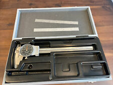 Machinist Tools Dial Calipers Brown Amp Sharpe 599 579 5 6 Inch