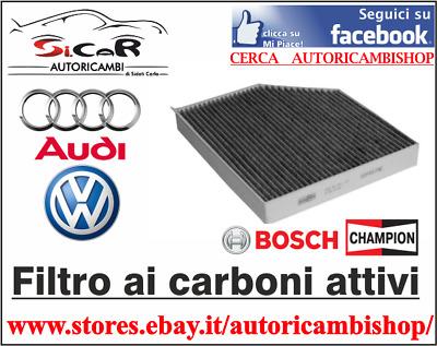 ORIGINALE CHAMPION dell/'Abitacolo Filtro Filtro Polline Filtro AUDI VW
