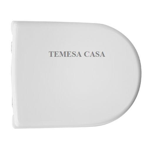 Sièges de Toilette Siège Wc pour Kerasan Vase Ritmo Blanc