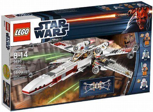 LEGO StarWars X-wing Starfighter 9493 NEU Mint in box