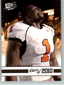 2010 Press Pass PE  Class of 2010 #CL-8 Dez Bryant - Dallas Cowboys