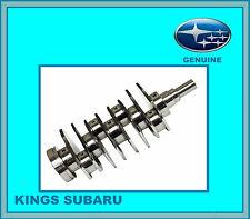 Crankshaft Engine 2008 - 2014 Subaru Impreza Forester WRX STI 2.5 Turbo OEM