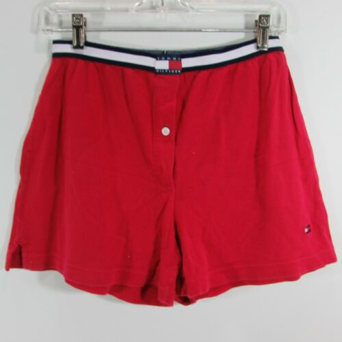 Tommy Hilfiger Coral Orange Sleep Set Shorts Cami Size Small by Tommy Hilfiger