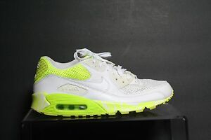 Details about Nike Air Max 90 Retro 08' Sneaker Running Multi Volt Hip Neon Size 9.5 Athletic