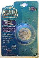 Aquafina Cooling Lip Balm Pot Jojoba Oil & Almond Oil & Vitamin E Sealed