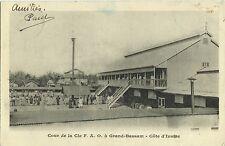 IVORY COAST, BINGERVILLE TO LE HAVRE, YEAR 1903, GRAND-BASSAM, GOUR DE LA CIE