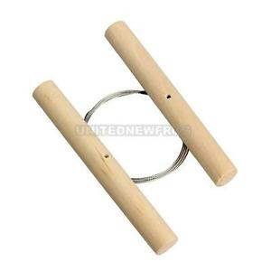 Wood-Wire-Cutter-Polymer-Clay-Pottery-Ceramics-Sculpting-Carving-Tools-Craft-New