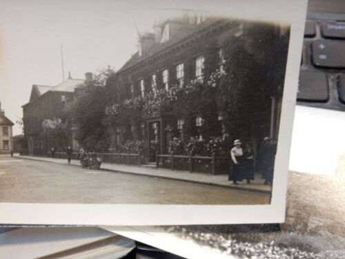 1930 ERA photograph trio at Stratford upon AVON Warwickshire