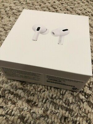 Apple Airpods Pro Box Only No Accessories No Manuals Ebay
