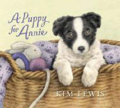 1 of 1 - Good, A Puppy for Annie, Lewis, Kim, Book