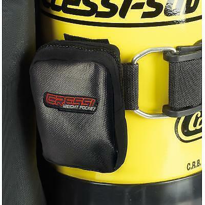 CRESSI Diving accessorio pesi serbatoio tasca (1 U)