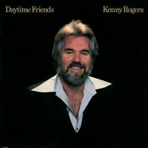 NEW-CD-Album-Kenny-Rogers-Daytime-Friends-Mini-LP-Style-Card-Case
