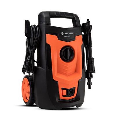 High Pressure Car Washing Machine Vehicle Floor Washer 110bar 5 5l
