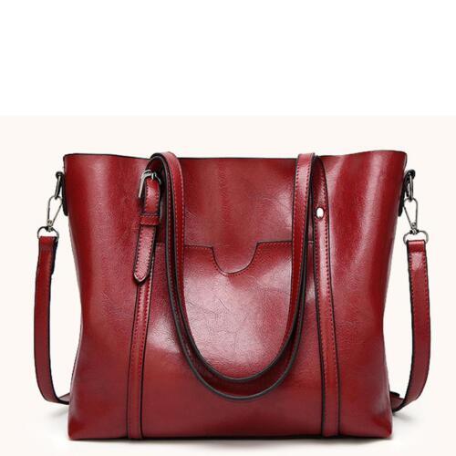 PU Leather Computer Laptop Satchel Briefcase Shoulder Handbag Women or Men LS3