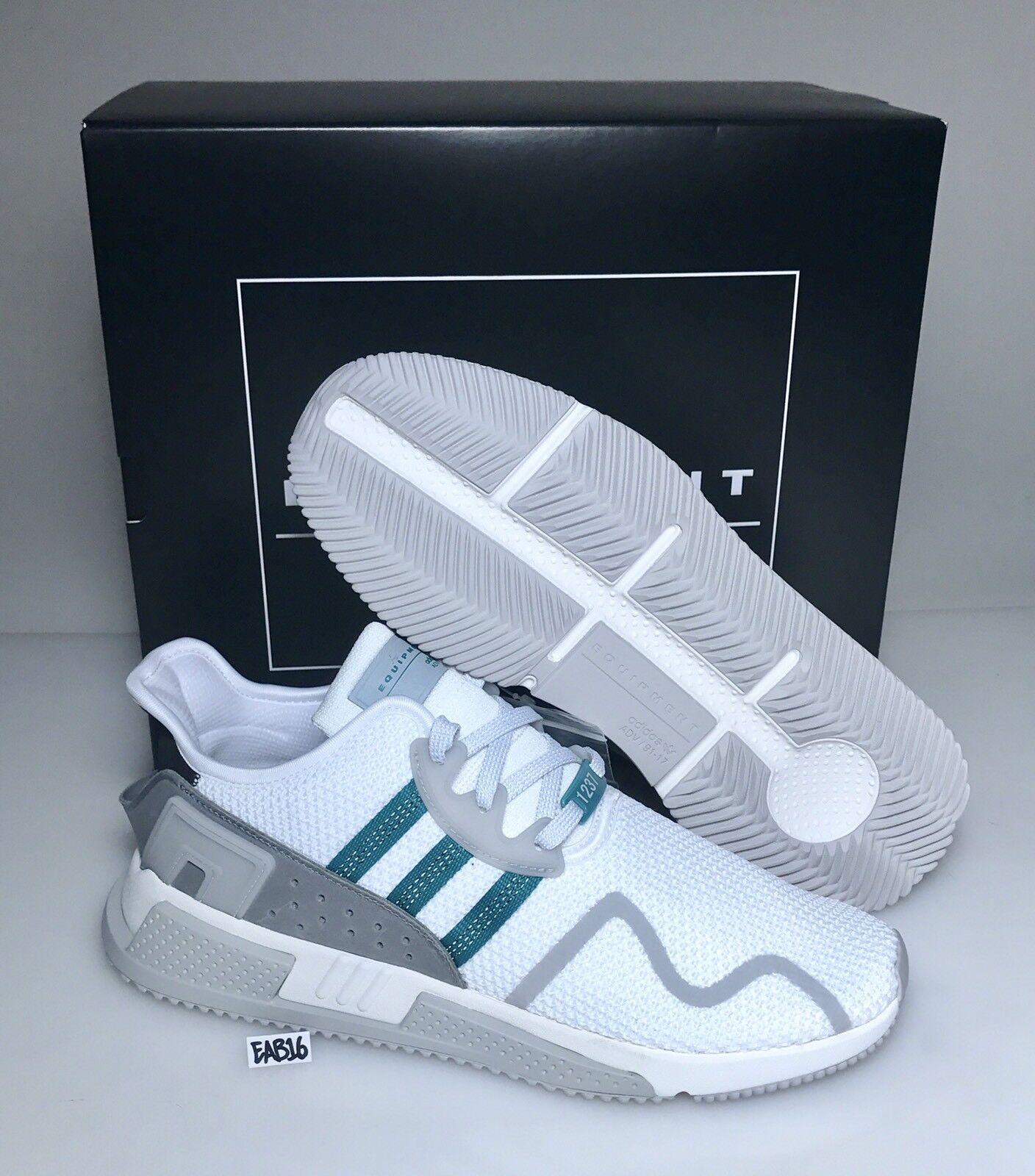 Adidas eqt avanzata cuscino bianco e verde in mano!numero 11 in nord america cp9458