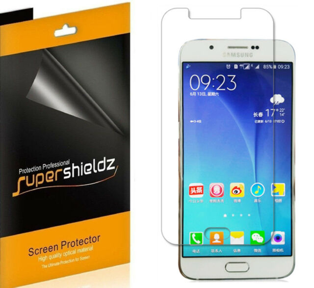6X Supershieldz HD Clear Screen Protector Saver Shield For Samsung Galaxy A8