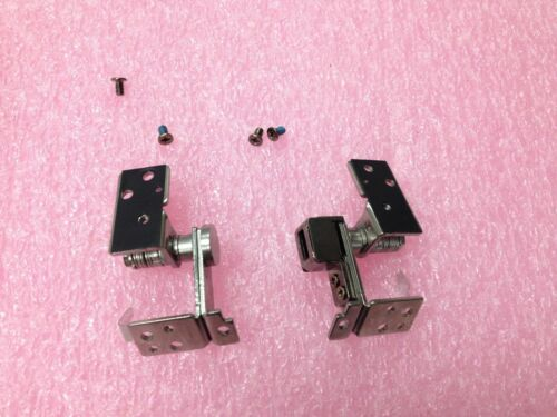 "NEW Dell Studio 1458 //1457 14/"" Hinges Set w//screws 00K83 7V22X D2F5X 5PPDY 0Y292"