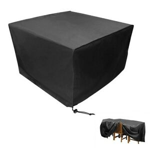 Waterproof garden patio furniture cover covers for rattan table cube image is loading waterproof garden patio furniture cover covers for rattan workwithnaturefo