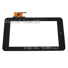 New Touch Screen Digitizer Replacement For HP Slate 7 Tablet PC Black