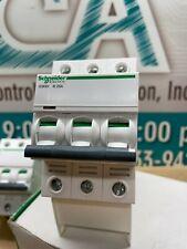 A9f53325 Acti9 Ic60h 3p 25a B Miniature Circuit Breaker Schneider Electric New