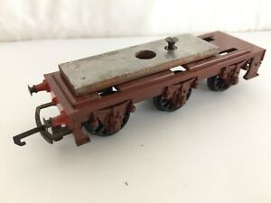 100% Vrai Triang Hornby Maroon Tender Base & Wheels + Weight 3046 Lord Of The Isles R37