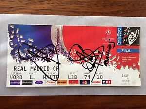 Ticket-Final-Champions-League-1999-00-Real-Madrid-Valencia-Signed-Raul-Morientes