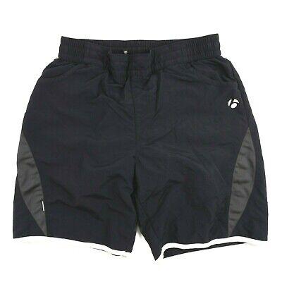 New Women/'s Bontrager Dual Sport WSD Short Size Large Black