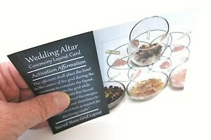 WEDDING-ALTAR-CEREMONY-LAYOUT-Card-4x6inch-Create-Marriage-Ritual-with-Crystals