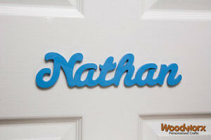 image is loading personalised names wooden name plaques door sign bedroom