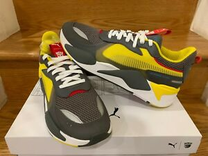 1fcd785a5161 PUMA RS-X TRANSFORMERS BUMBLEBEE QUIET SHADE CYBER YELLOW 370701 02 ...
