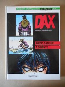 DAX-Rosso-sangue-a-Oriente-n-21-Editoriale-EURA-Cartonato-G462-BUONO