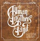 5 Classic Albums The Allmans Brother Band Audio CD