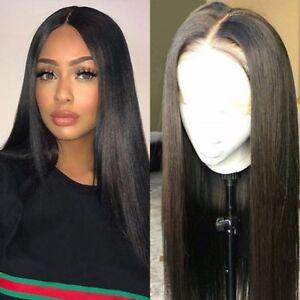eine große Auswahl an Modellen unverwechselbarer Stil bester Service Details zu 100% Remy Peruan Echthaar Perücke Volle Spitze Human Hair Wig  Mit Babyhaar Glatt
