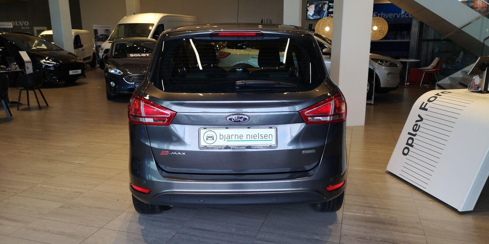 Ford B-MAX 1,0 SCTi 125 Titanium - billede 3
