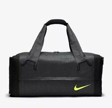 Nike Engineered Ultimatum Duffel Training Gym Travel Bag Black Volt [BA5220-010]