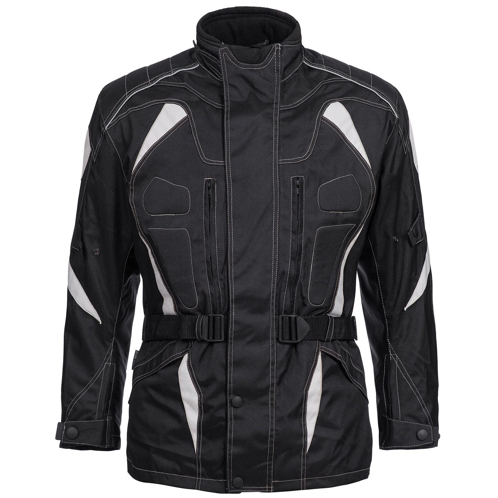 Chaqueta de MOTO Limitless Limitless Limitless Hombre Familiar textil cordura negro M – 4xl 777 eabb9c