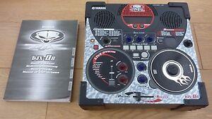 yamaha djx iib effects module beatbox scratch unit mixer with demo rh m ebay co uk yamaha djx 2b user manual yamaha djx 2 manual