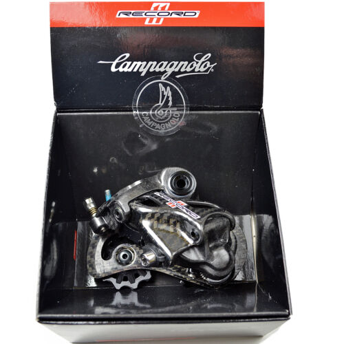 NEW 2018 Campagnolo RECORD 11 Speed Ultra Shift Rear Derailleur RD18-RE1M Medium