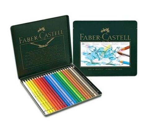 Faber Castell Albrecht Durer Watercolour Pencils 24 Tin