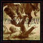 Less Talk, More Rock by Propagandhi (Punk Band) (CD, Apr-1996, Fat Wreck Chords)