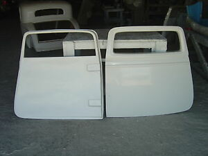 1932 ford 3 window coupe fiberglass doors ebay for 1932 ford 3 window coupe fiberglass body
