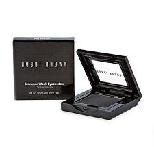 Bobbi Brown Shimmer Wash Eyeshadow #3 Gunmetal 2.8g Dark Grey Smokey Shadow