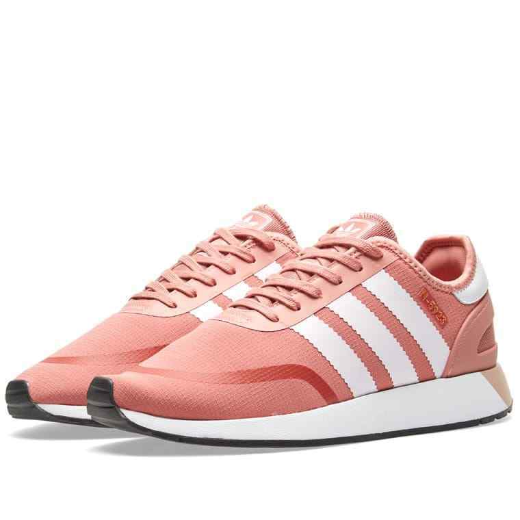 ADIDAS ORIGINALS N-5923 W LOW SNEAKERS WOMEN SHOES ASH PINK Q0267 SIZE 8.5 NEW