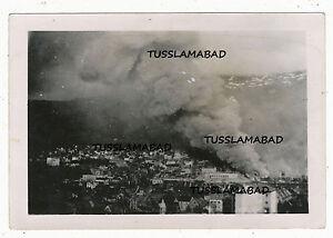 Norwegen-Foto-brennende-Stadt-Ansicht