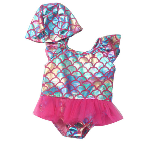 Bathing Suit Outfit fits 18 inch American Doll Clothes Fashion Accessories