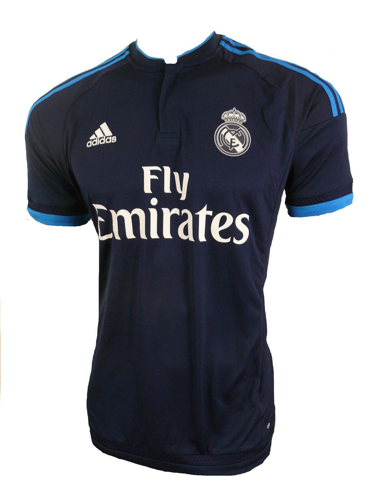 4f912d29d2c Adidas Real Madrid GR.XL Maglia bluee npfxre4248-Squadre spagnole ...