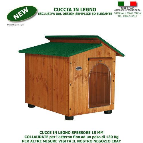 caldo Cuccia per per per cane Cucce in legno Canile per cani casette casetta cuccie  moda classica