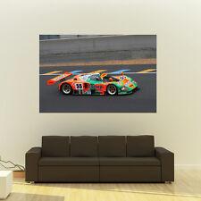 Mazda 787B 4 Rotor La Mans Winner HD Poster Huge 54x36 Inch Print 137x91 cm
